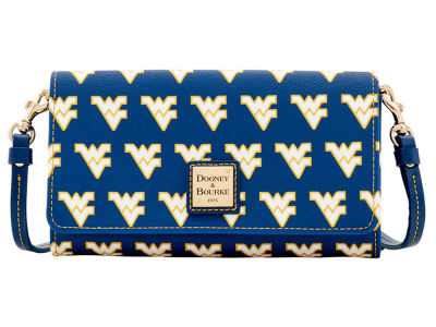 West Virginia Mountaineers Daphne Crossbody Wallet