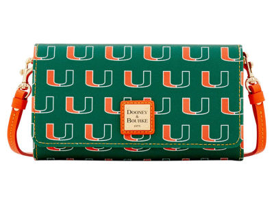 Miami Hurricanes Daphne Crossbody Wallet