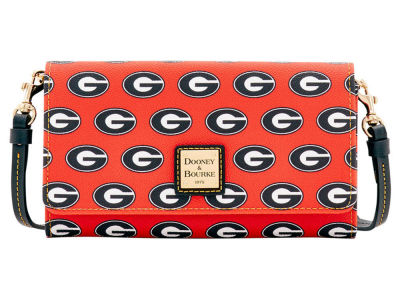 Georgia Bulldogs Daphne Crossbody Wallet