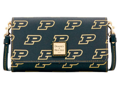 Purdue Boilermakers Daphne Crossbody Wallet