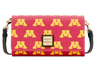 Minnesota Golden Gophers Daphne Crossbody Wallet