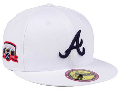 check out 8d0ba f97e0 Atlanta Braves New Era The Ultimate Patch Collection Stadium 59FIFTY Cap
