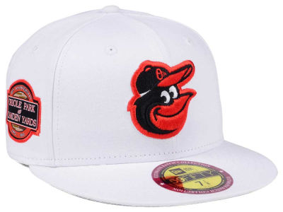 Baltimore Orioles New Era The Ultimate Patch Collection Stadium 59FIFTY Cap