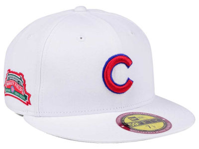Chicago Cubs New Era The Ultimate Patch Collection Stadium 59FIFTY Cap