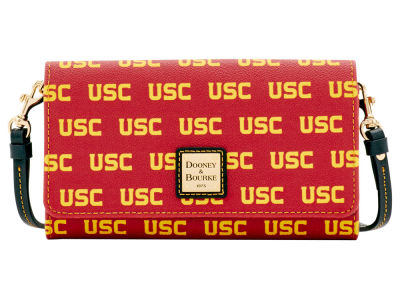 USC Trojans Dooney & Bourke Daphne Crossbody Wallet