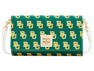 Baylor Bears Dooney & Bourke Daphne Crossbody Wallet