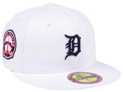 Detroit Tigers New Era The Ultimate Patch Collection Stadium 59FIFTY Cap