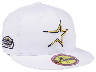 Houston Astros New Era The Ultimate Patch Collection Stadium 59FIFTY Cap