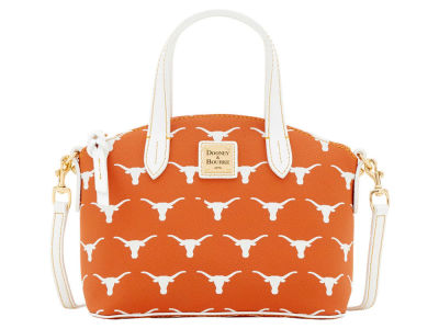 Texas Longhorns Dooney & Bourke Ruby Mini Satchel Crossbody
