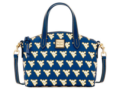 West Virginia Mountaineers Ruby Mini Satchel Crossbody