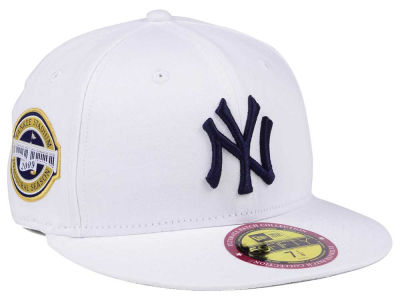 New York Yankees New Era The Ultimate Patch Collection Stadium 59FIFTY Cap