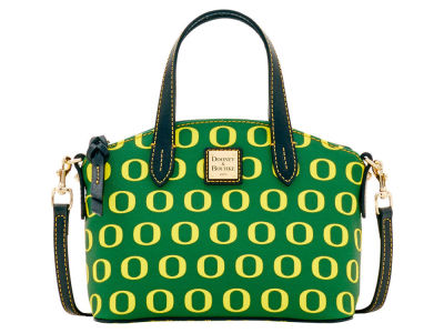 Oregon Ducks Dooney & Bourke Ruby Mini Satchel Crossbody