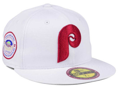 Philadelphia Phillies New Era The Ultimate Patch Collection Stadium 59FIFTY Cap
