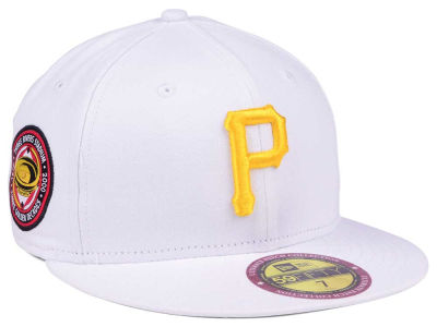 Pittsburgh Pirates New Era The Ultimate Patch Collection Stadium 59FIFTY Cap