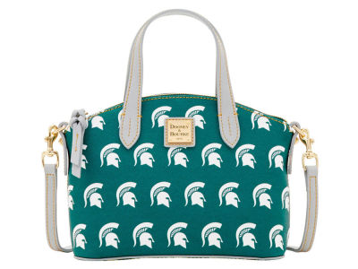 Michigan State Spartans Dooney & Bourke Ruby Mini Satchel Crossbody