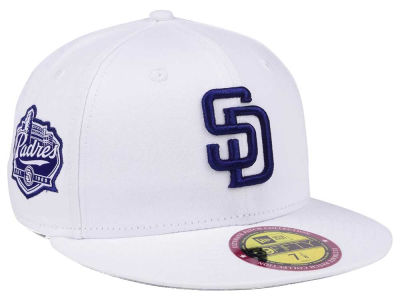 San Diego Padres New Era The Ultimate Patch Collection Stadium 59FIFTY Cap