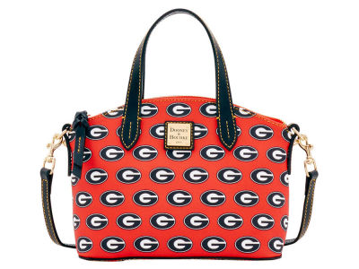 Georgia Bulldogs Ruby Mini Satchel Crossbody