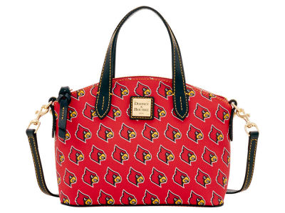 Louisville Cardinals Dooney & Bourke Ruby Mini Satchel Crossbody