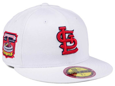 St. Louis Cardinals New Era The Ultimate Patch Collection Stadium 59FIFTY Cap