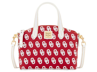 Oklahoma Sooners Ruby Mini Satchel Crossbody