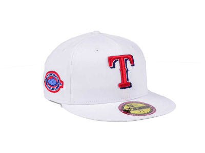 Texas Rangers New Era The Ultimate Patch Collection Stadium 59FIFTY Cap
