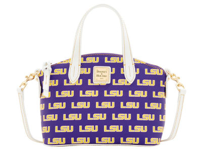 LSU Tigers Ruby Mini Satchel Crossbody