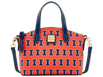 Illinois Fighting Illini Ruby Mini Satchel Crossbody
