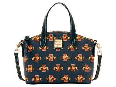 Iowa State Cyclones Dooney & Bourke Ruby Mini Satchel Crossbody