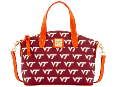 Virginia Tech Hokies Ruby Mini Satchel Crossbody