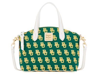 Baylor Bears Dooney & Bourke Ruby Mini Satchel Crossbody