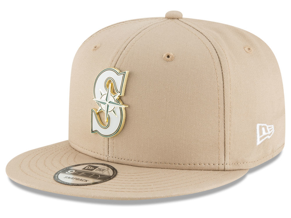 separation shoes 06a98 49599 ... best price seattle mariners new era mlb all color metal logo 9fifty snapback  cap 17c53 fc8bf