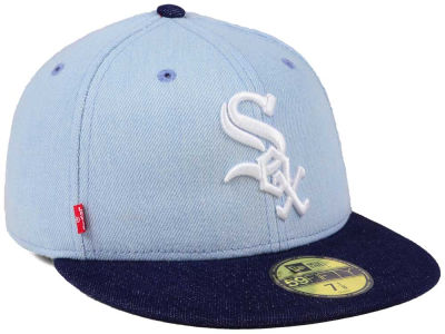 Chicago White Sox New Era MLB X Levi 59FIFTY Cap