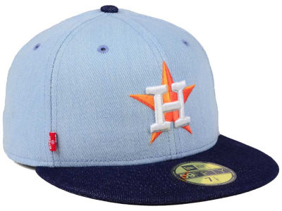 Houston Astros New Era MLB X Levi 59FIFTY Cap