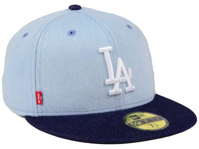 Los Angeles Dodgers New Era MLB X Levi 59FIFTY Cap