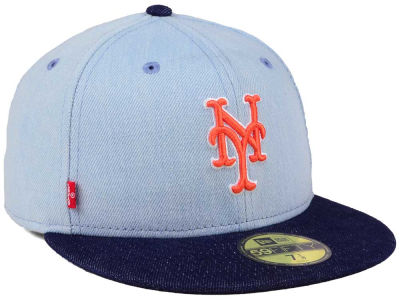 New York Mets New Era MLB X Levi 59FIFTY Cap