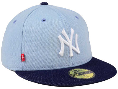 New York Yankees New Era MLB X Levi 59FIFTY Cap