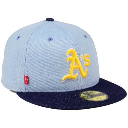 Oakland Athletics New Era MLB X Levi 59FIFTY Cap