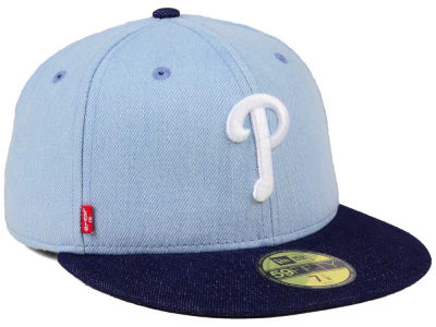 Philadelphia Phillies New Era MLB X Levi 59FIFTY Cap