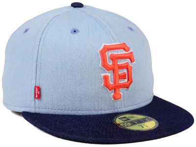 San Francisco Giants New Era MLB X Levi 59FIFTY Cap