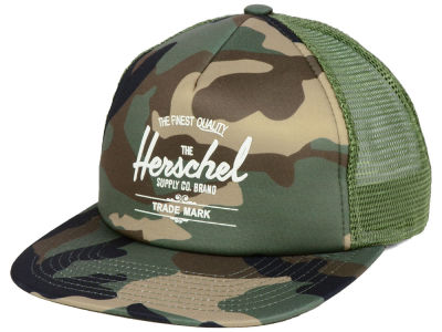 Herschel Whaler Mesh Snapback Cap 14ddf8ac7a8