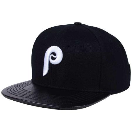 Philadelphia Phillies Pro Standard MLB Black And White Strapback Cap