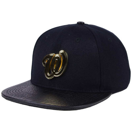 Washington Nationals Pro Standard MLB Team Metal Strapback Cap