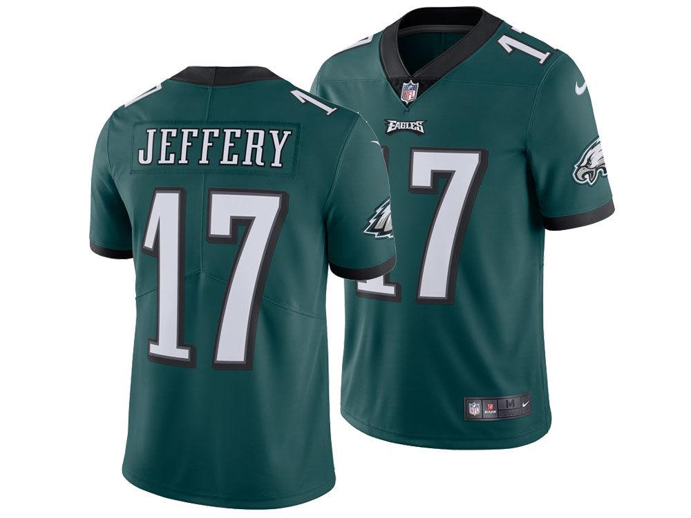Philadelphia Eagles Alshon Jeffery Nike NFL Men s Vapor Untouchable Limited  Jersey  4d0a058ee