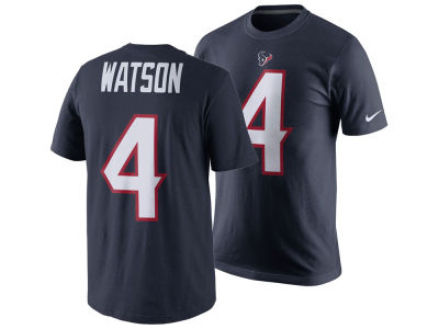 Houston Texans DeShaun Watson Nike NFL Men's Pride Name and Number T-Shirt
