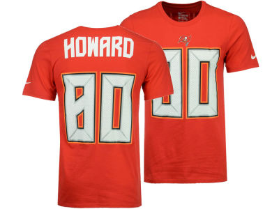 Tampa Bay Buccaneers O.J. Howard Nike NFL Men's Pride Name and Number T-Shirt