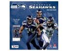 Seattle Seahawks MBL 12x12 Team Wall Calender Collectibles