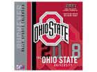 Ohio State Buckeyes Box Calendar Home Office & School Supplies