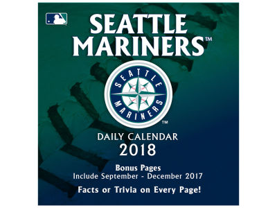 Seattle Mariners Box Calendar