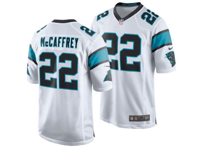 Carolina Panthers Christian McCaffrey Nike NFL Men's Game Jersey