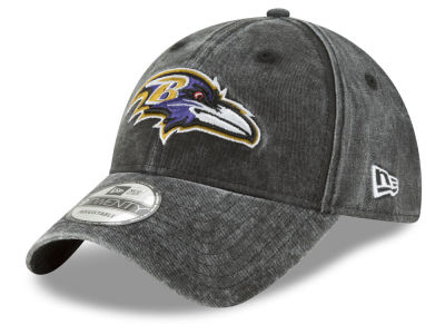 Baltimore Ravens NFL Italian Washed 9TWENTY Cap